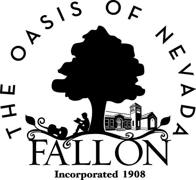 The city of Fallon's Logofallon city