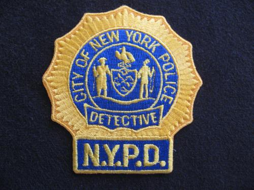 N Y P D Detective Scoutnurse Flickr