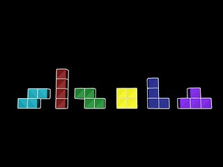Tetris | by Diego Rivers