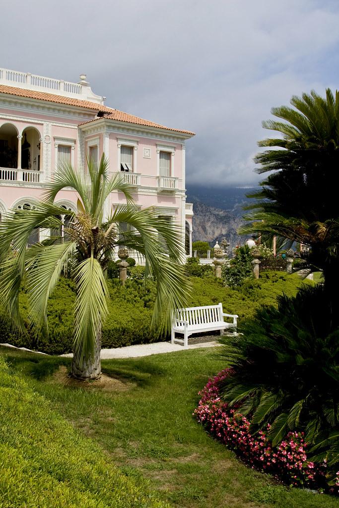Villa ephrussi de rothschild jardin iv villa ephrussi for Jardin villa rothschild