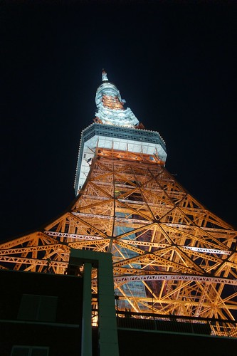 20100910 Tokyotower | by Zengame