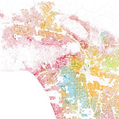 Race and ethnicity: Los Angeles