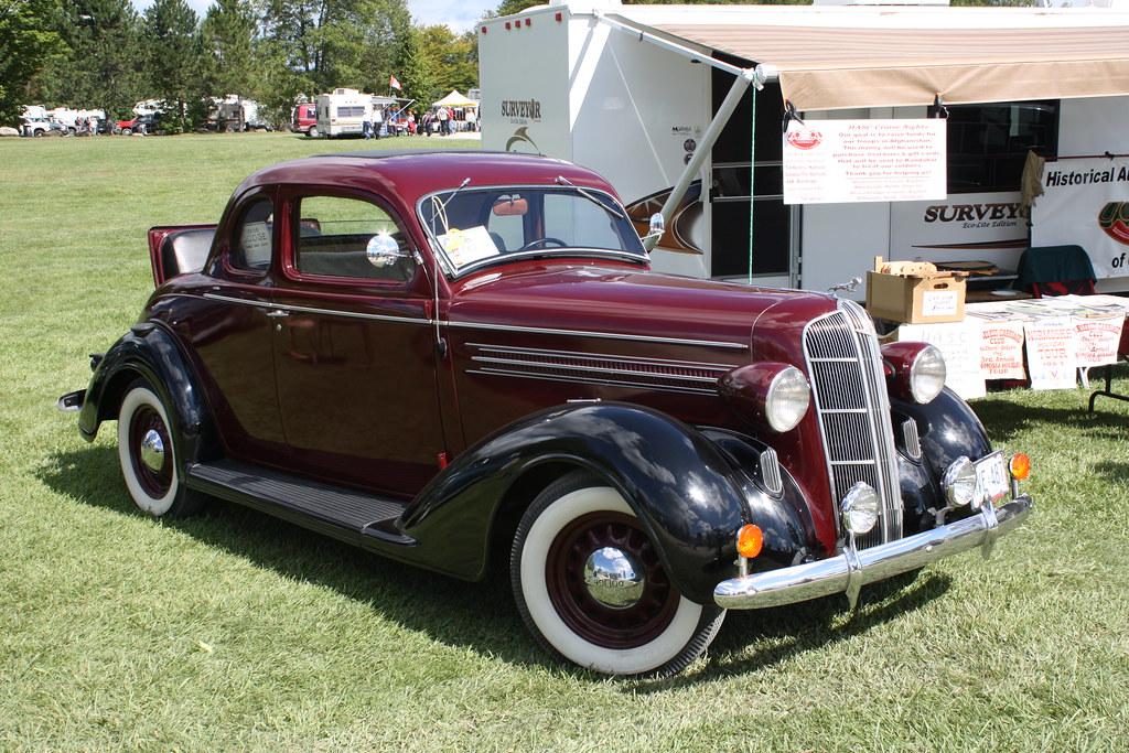 All Car Company >> 1936 Dodge coupe | Richard Spiegelman | Flickr