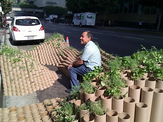 Park[ing] Day LA with @hmcarchitects #PDLA | by helkimchee
