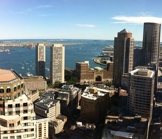 Boston: The View from 53 State Street | by stevegarfield
