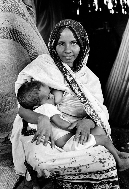Refugee Mother and Child by Chinua Achebe