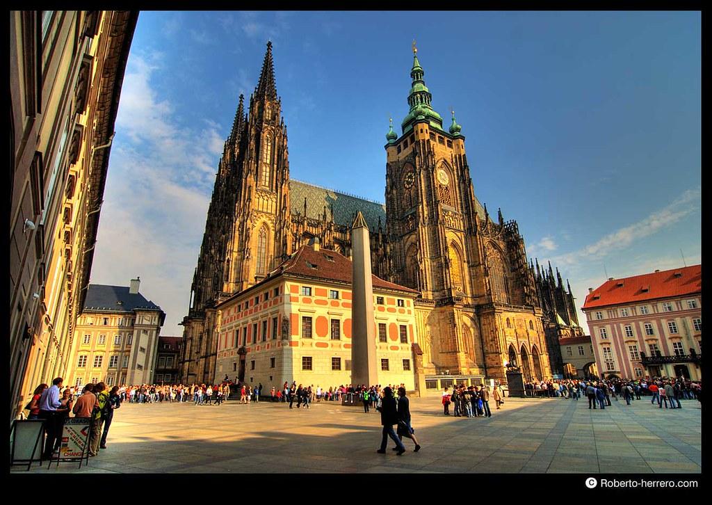 St vitus cathedral prague czech republic view awards - Roberto herrero ...