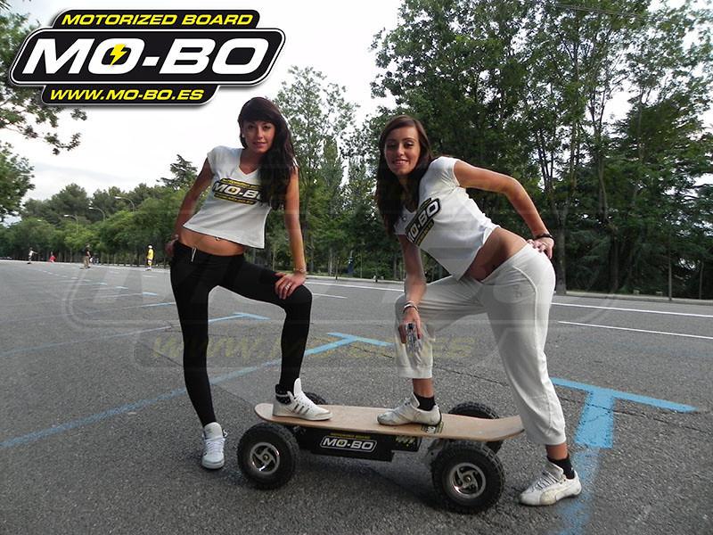 Skate Eléctrico España - YouTube