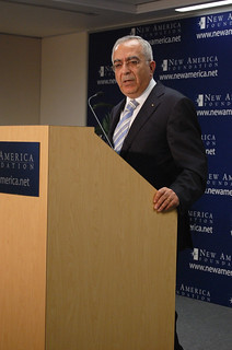 His Excellency Salam Fayyad | by New America