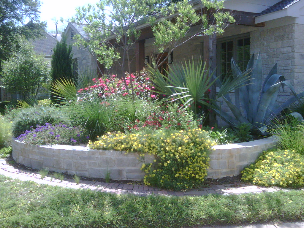 Xeriscape landscape design dallas texas this xeriscape for Garden design xeriscape