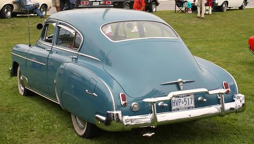 1950 Chevrolet Fleetline Deluxe 4 Door Richard