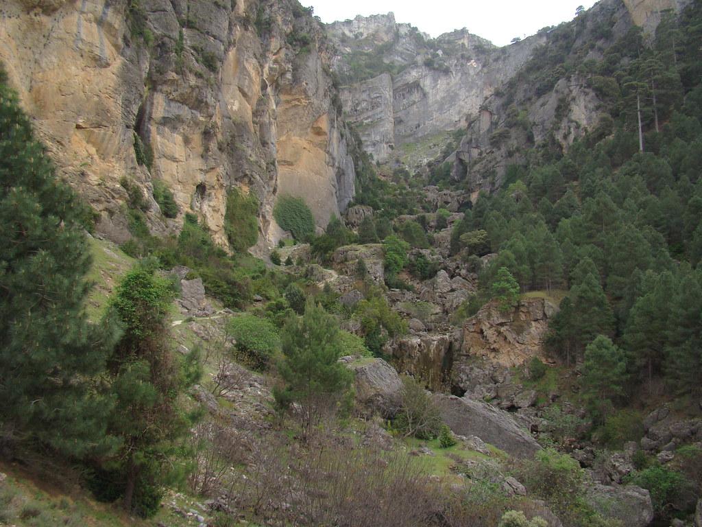 Terrazas Travertínicas Río Borosa Jaén España 01 Flickr