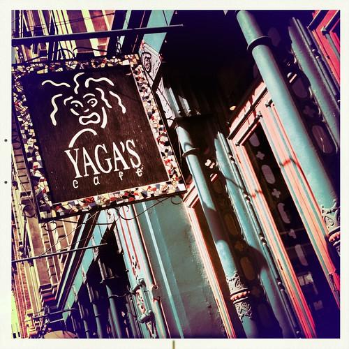 Yaga S Cafe Galveston Tx