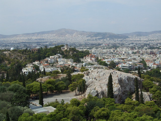 Areopagus and Mars Hill, Athens  Flickr - Photo Sharing!
