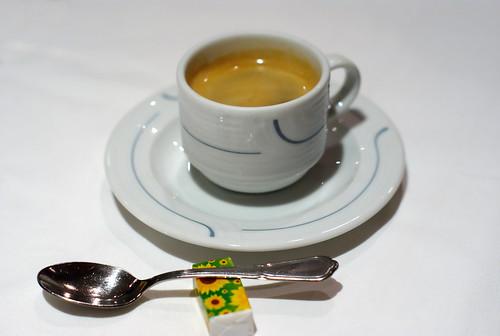 Tasse A Cafe Du Bruit Dans Le Ciusine