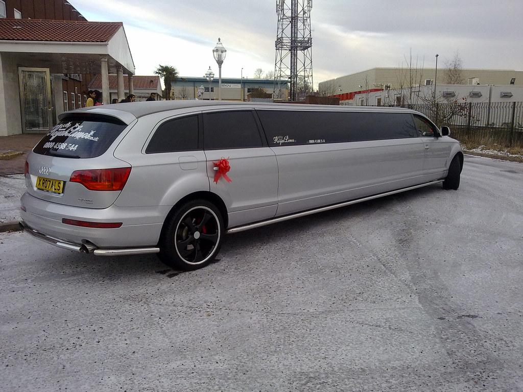 Audi Q7 Limo Royal Limos Audi Q7 Limo Royal Limos