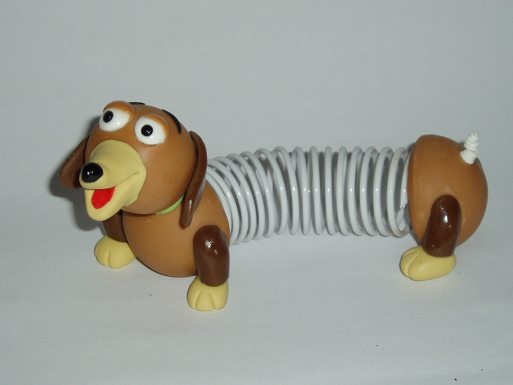 cachorro slink toy story contatos michellebiscuit hotma flickr
