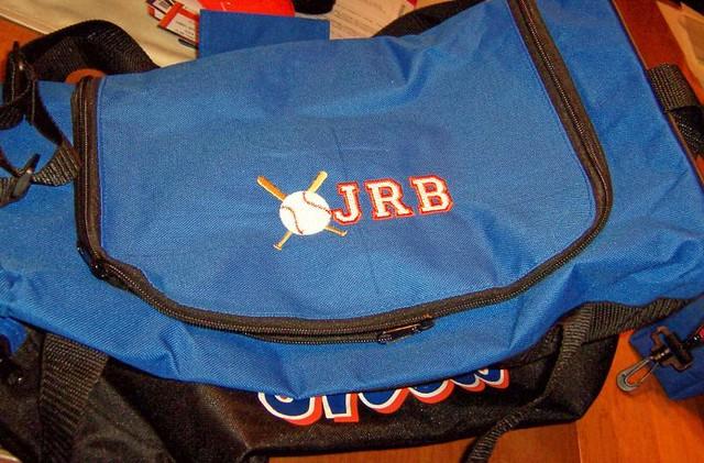 Jack's Sports Bag