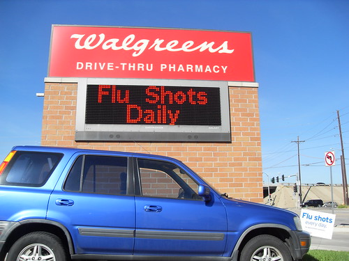 Flu Shots | by paulswansen