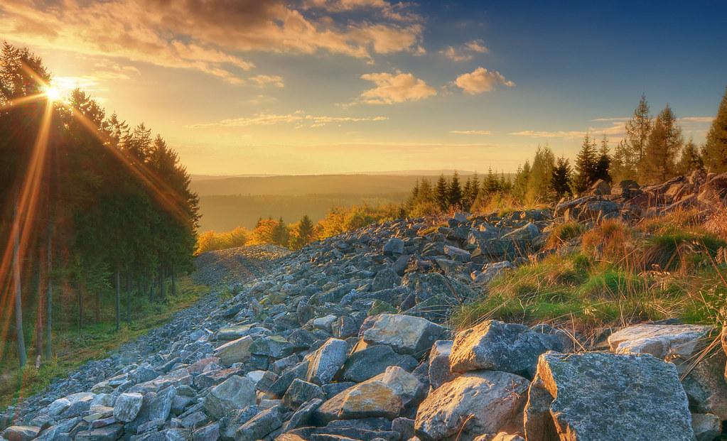 keltischer ringwall otzenhausen der ringwall von otzenhaus flickr