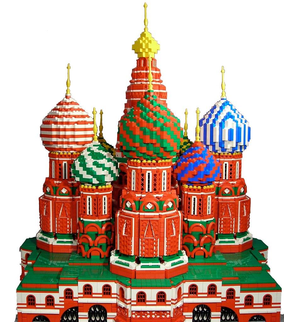 St. Basil\u0027s Cathedral | St. Basil\u0027s Cathedral. Moscow, Russi\u2026 | Flickr