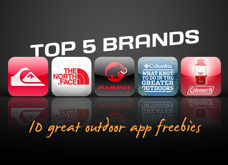 free outdoor apps