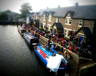 Toy town - The canal | by Strep72