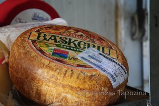 French Basque Sheep Cheese | by BaronessTapuzina