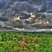 Kanchanaburi Clouds a la HDR #2