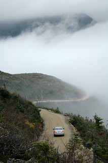 Visibility lowering | by Mt.Washington Auto Road