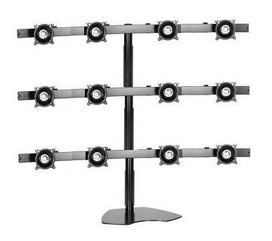 Chief Twelve 12 Lcd Multiple Monitor Table Desk Stand Flickr