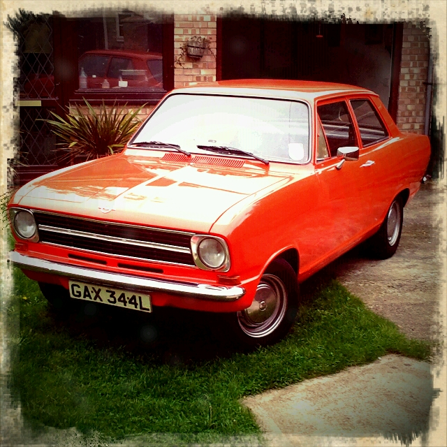 Lexus Diplomatic Sales: 1972 Opel Kadett 1.2 S Related Infomation,specifications