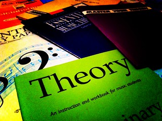 Theory Books 2 | by APMus