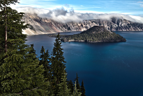 Crater Lake HDR | by Jeanette_d