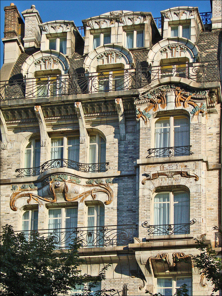 H tel c ramic art nouveau paris h tel c ramic de l for Architecte 3d wiki