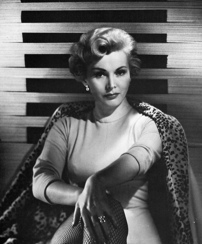 Zsa Zsa Gabor Quotes Zsa Zsa Gabor  Kate Gabrielle  Flickr