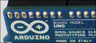 Manufacturing defect on Arduino Uno? | by spoonfork
