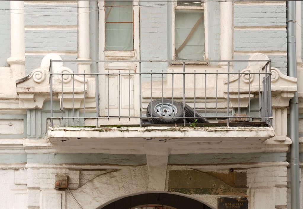 Балкон vladimir lysenko flickr.