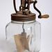 A small glass butter churn, 1976_666