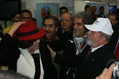 fisl 10 - Dilma e Presidente Lula