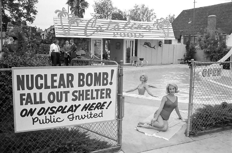 Catalina Pools - Los Angeles, California U.S.A. - 1961