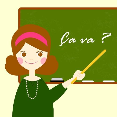 how to teach french bangkok
