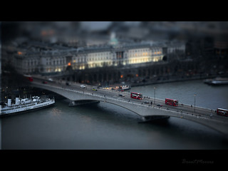 Waterloo Bridge | by Brent Mooers Photography
