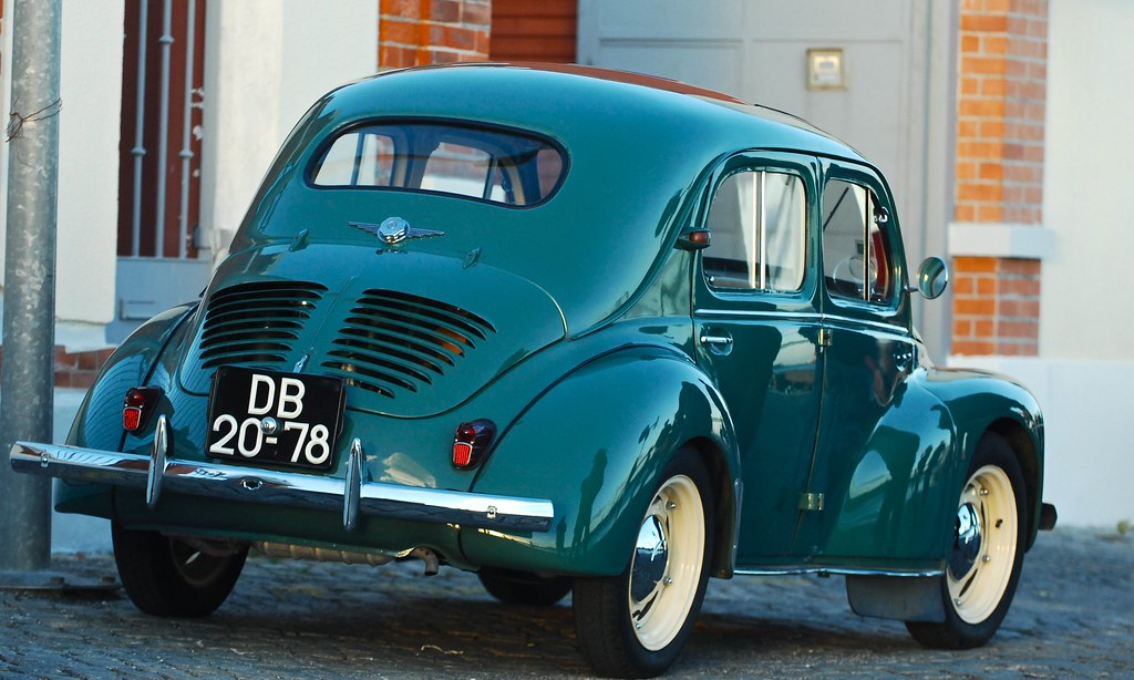 Renault 4 CV | Belem, Lisbon, Portugal in Wikipedia The ...