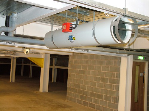 Car Park Ventilation Building Regulations Scotland