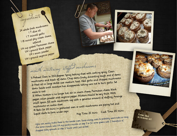 Mixbook Cookbook Layout Recipe | Make your own Cookbook! A t… | Flickr