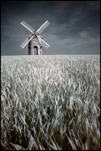 Chesterton Windmill | by Ben Locke.