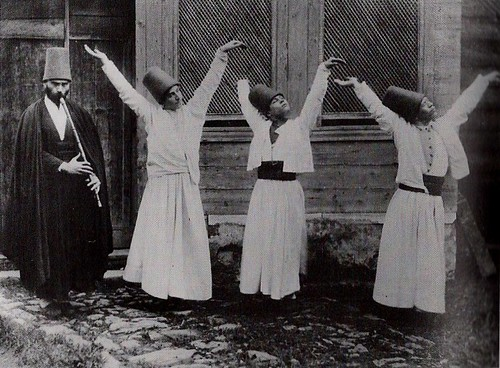 Whirling dervishes-1905 | by ADiamondFellFromTheSky