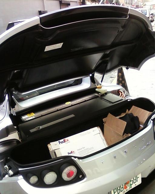 Tesla electric car battery/trunk | Explore lynnwashere's ...