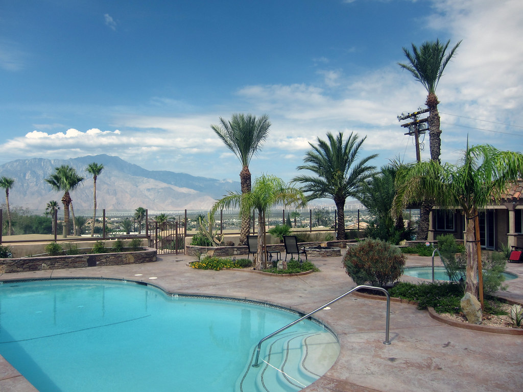 Spa At Desert Hot Springs
